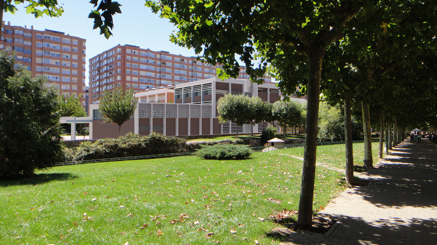 Magen Arquitectos. Zaragoza